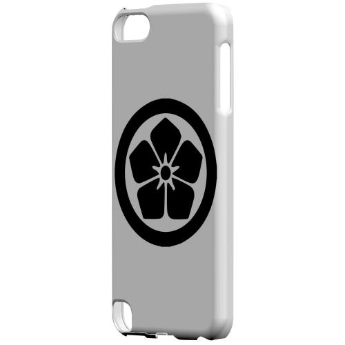 Geeks Designer Line (GDL) Slim Hard Case for Apple iPod Touch 5 - Kikyo Kamon v.1