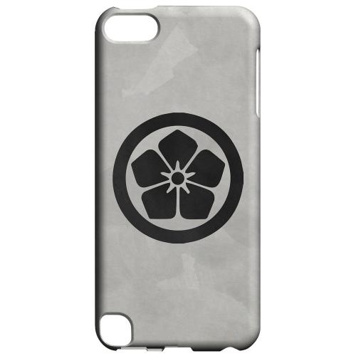 Geeks Designer Line (GDL) Slim Hard Case for Apple iPod Touch 5 - Kikyo Kamon on Paper v.1