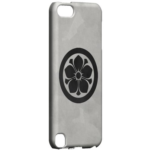 Geeks Designer Line (GDL) Slim Hard Case for Apple iPod Touch 5 - Kikyo Kamon on Paper v.3