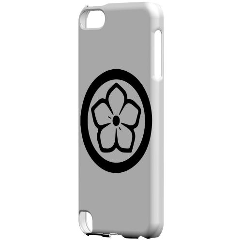 Geeks Designer Line (GDL) Slim Hard Case for Apple iPod Touch 5 - Kikyo Kamon v.4