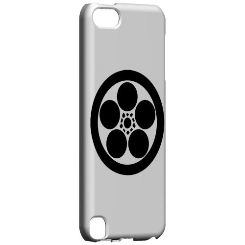 Geeks Designer Line (GDL) Slim Hard Case for Apple iPod Touch 5 - Umebachi Kamon v.1
