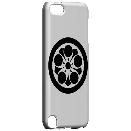 Geeks Designer Line (GDL) Slim Hard Case for Apple iPod Touch 5 - Umebachi Kamon v.2
