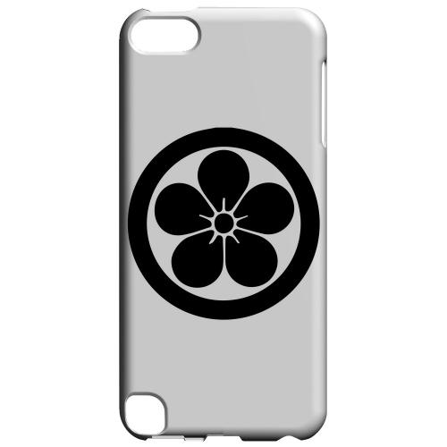 Geeks Designer Line (GDL) Slim Hard Case for Apple iPod Touch 5 - Umebachi Kamon v.3