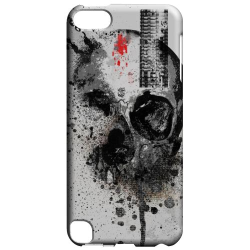 Geeks Designer Line (GDL) Slim Hard Case for Apple iPod Touch 5 - Deconstruction