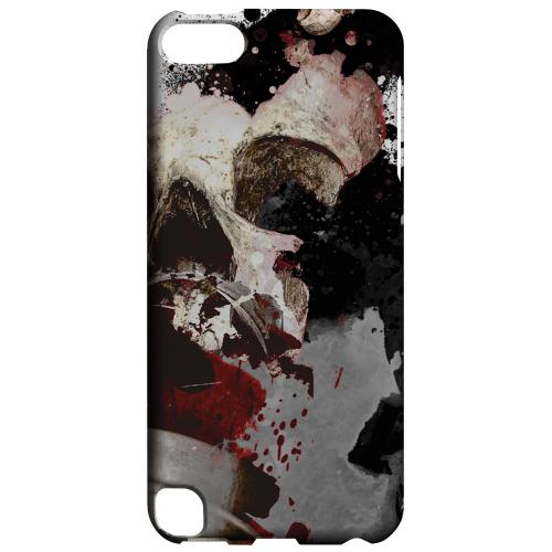 Geeks Designer Line (GDL) Slim Hard Case for Apple iPod Touch 5 - The Addict