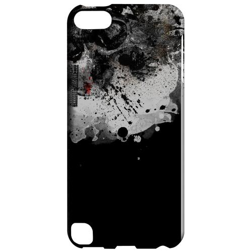 Geeks Designer Line (GDL) Slim Hard Case for Apple iPod Touch 5 - The Plague