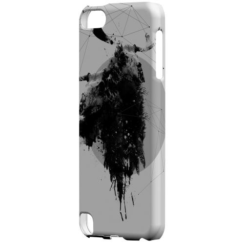 Geeks Designer Line (GDL) Slim Hard Case for Apple iPod Touch 5 - The Shaman