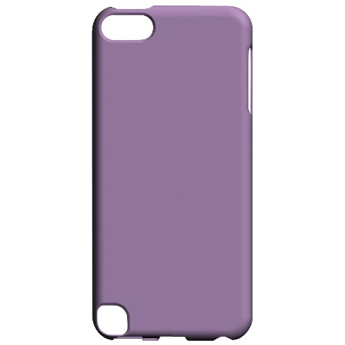 Geeks Designer Line (GDL) Slim Hard Case for Apple iPod Touch 5 - S13 Pantone African Violet
