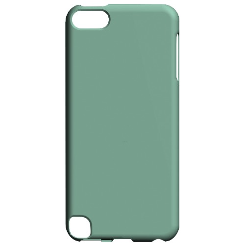 Geeks Designer Line (GDL) Slim Hard Case for Apple iPod Touch 5 - S13 Pantone Grayed Jade