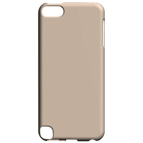 Geeks Designer Line (GDL) Slim Hard Case for Apple iPod Touch 5 - S13 Pantone Linen