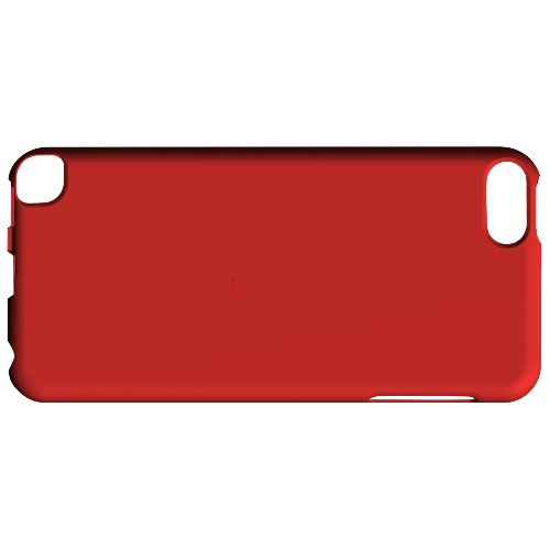Geeks Designer Line (GDL) Slim Hard Case for Apple iPod Touch 5 - S13 Pantone Poppy Red