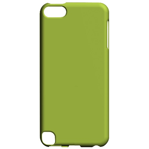 Geeks Designer Line (GDL) Slim Hard Case for Apple iPod Touch 5 - S13 Pantone Tender Shoots