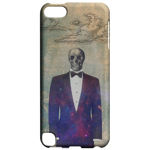 Geeks Designer Line (GDL) Slim Hard Case for Apple iPod Touch 5 - Deathbonair