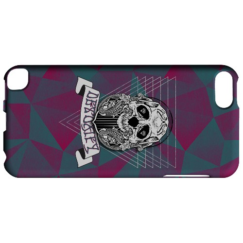 Geeks Designer Line (GDL) Slim Hard Case for Apple iPod Touch 5 - Detoxify