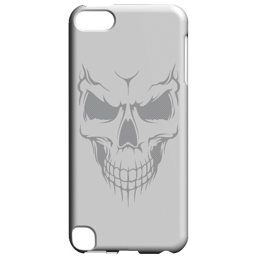 Geeks Designer Line (GDL) Slim Hard Case for Apple iPod Touch 5 - Evil Dead Mesh on White