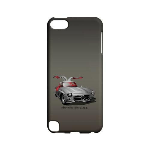 Classic Benz 300 Fade - Geeks Designer Line Auto Series Hard Case for Apple iPod Touch 5