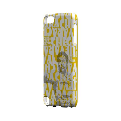 Che Guevara Discurso Faded Yellow - Geeks Designer Line Revolutionary Series Hard Case for Apple iPod Touch 5