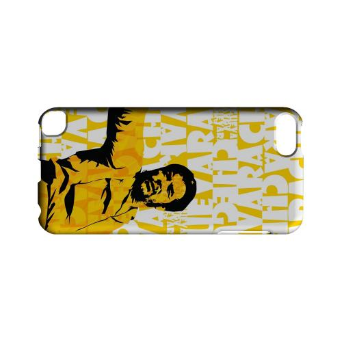 Che Guevara Discurso Pure Yellow - Geeks Designer Line Revolutionary Series Hard Case for Apple iPod Touch 5