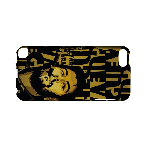Che Guevara Smoke Gold - Geeks Designer Line Revolutionary Series Hard Case for Apple iPod Touch 5
