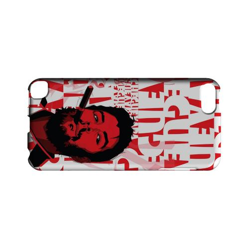 Che Guevara Smoke Red - Geeks Designer Line Revolutionary Series Hard Case for Apple iPod Touch 5