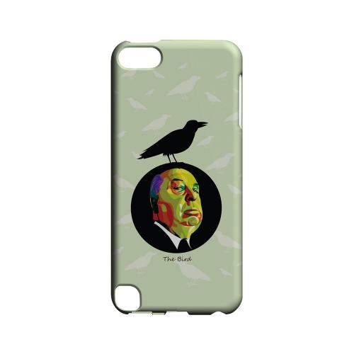 Hitchcock Birds - Geeks Designer Line Revolutionary Series Hard Case for Apple iPod Touch 5