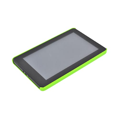 Amazon Kindle Fire Hard Back Cover Case - Lime Green