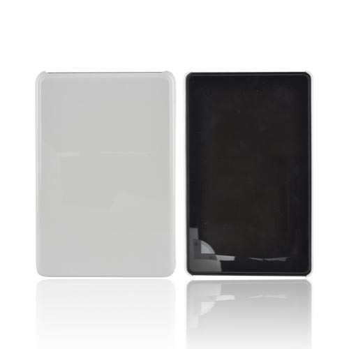 Amazon Kindle Fire Hard Back Cover Case - Solid White
