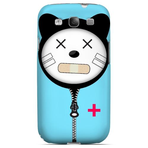 Calamikitty - Geeks Designer Line Hoodie Kitty Series Matte Case for Samsung Galaxy S3