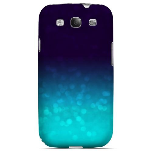Sparkling Sea - Geeks Designer Line Ombre Series Matte Case for Samsung Galaxy S3