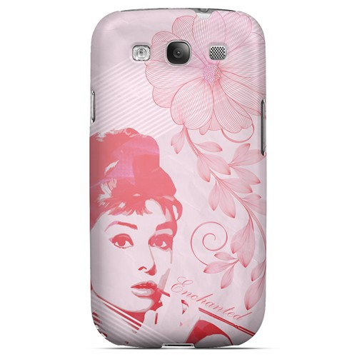 Enchanted - Geeks Designer Line Spring Series Matte Case for Samsung Galaxy S3