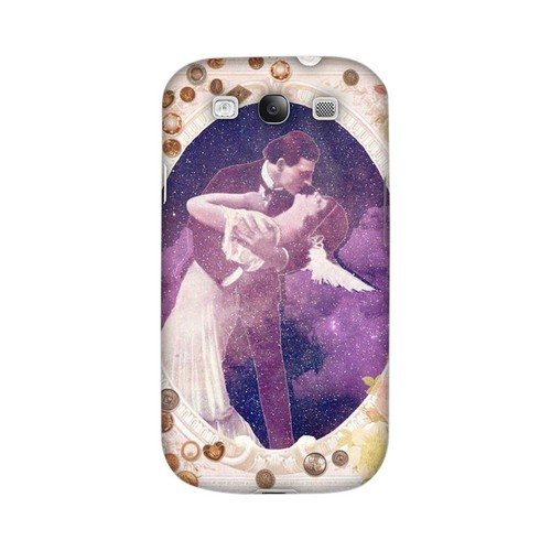 A Midsummer Night Swoon Americana Nostalgia Series GDL Ultra Matte Hard Case for Samsung Galaxy S3 Geeks Designer Line