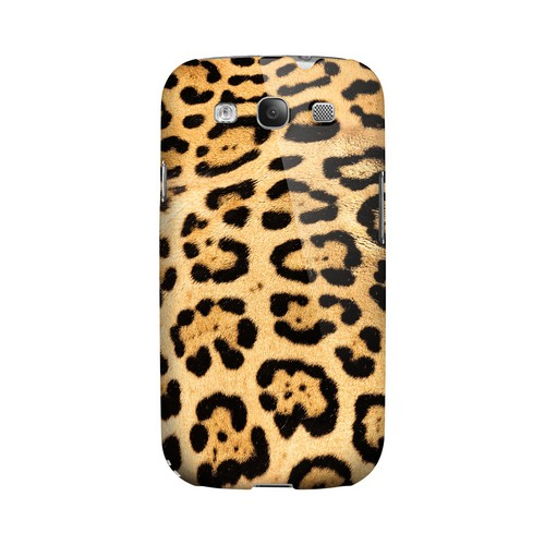 Jaguar Print Animal Series GDL Ultra Matte Hard Case for Samsung Galaxy S3 Geeks Designer Line