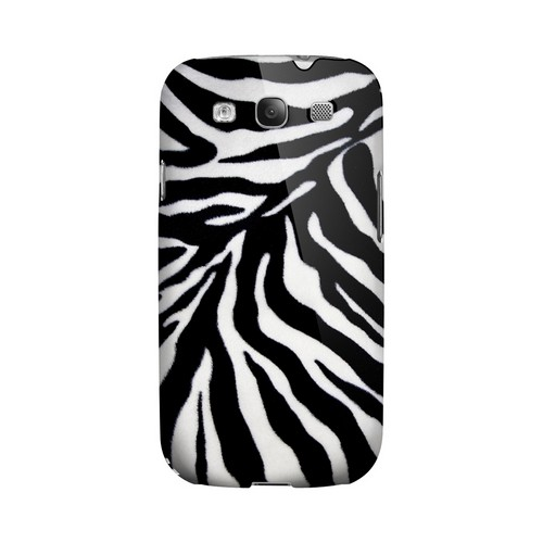 Zebra Print Animal Series GDL Ultra Matte Hard Case for Samsung Galaxy S3 Geeks Designer Line