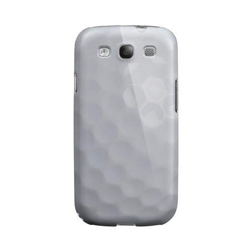 Golf Ball Geeks Designer Line Sports Series Matte Hard Case for Samsung Galaxy S3