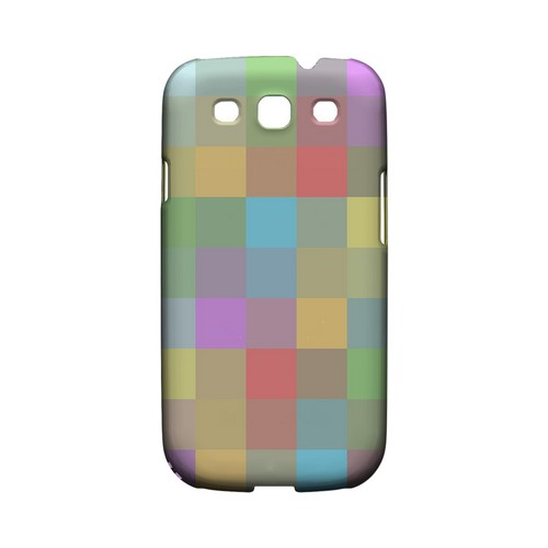 Pixelated Geeks Designer Line Polka Dot Series Matte Hard Case for Samsung Galaxy S3