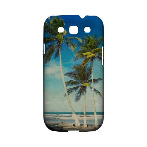 Coconut Geeks Designer Line Beach Series Matte Hard Case for Samsung Galaxy S3