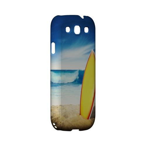 Surfland Geeks Designer Line Beach Series Matte Hard Case for Samsung Galaxy S3