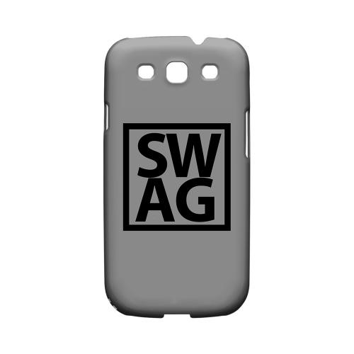 Swag Box - Geeks Designer Line Swag Series Matte Case for Samsung Galaxy S3