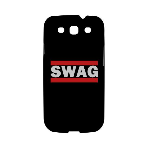 Swag DMC - Geeks Designer Line Swag Series Matte Case for Samsung Galaxy S3
