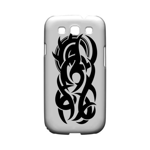 Tribal - Geeks Designer Line Tattoo Series Hard Case for Samsung Galaxy S3