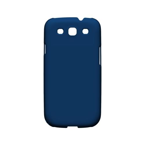 S13 Pantone Monaco Blue - Geeks Designer Line Pantone Color Series Matte Case for Samsung Galaxy S3