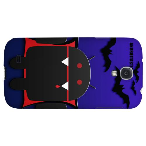 Count Droidula - Geeks Designer Line Androitastic Series Hard Back Case for Samsung Galaxy S4
