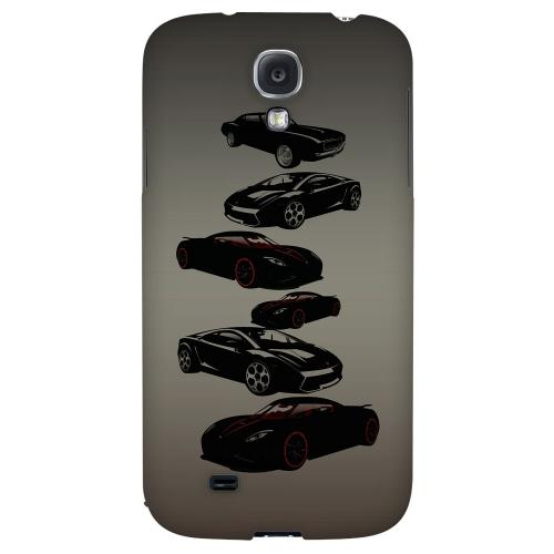 Sports Cars You Can't Afford - Geeks Designer Line Auto Series Hard Back Case for Samsung Galaxy S4