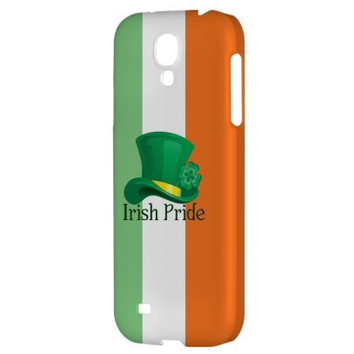 Irish Pride - Geeks Designer Line Holiday Series Hard Back Case for Samsung Galaxy S4