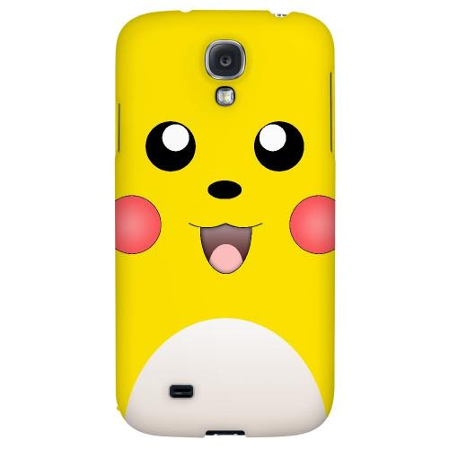 Bunnichu - Geeks Designer Line Toon Series Hard Back Case for Samsung Galaxy S4