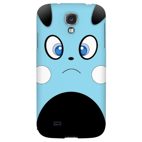 Puppichu - Geeks Designer Line Toon Series Hard Back Case for Samsung Galaxy S4
