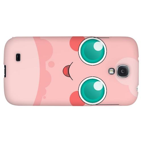 Pigglypoop - Geeks Designer Line Toon Series Hard Back Case for Samsung Galaxy S4