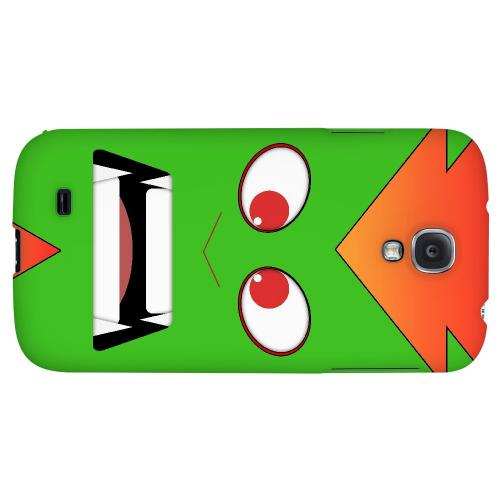 Electric Beast - Geeks Designer Line Toon Series Hard Back Case for Samsung Galaxy S4