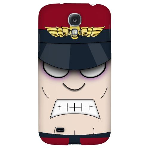 M. Trison - Geeks Designer Line Toon Series Hard Back Case for Samsung Galaxy S4