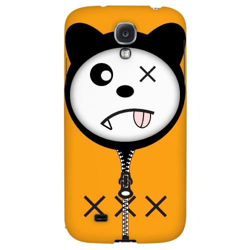 XXX - Geeks Designer Line Toon Series Hard Back Case for Samsung Galaxy S4